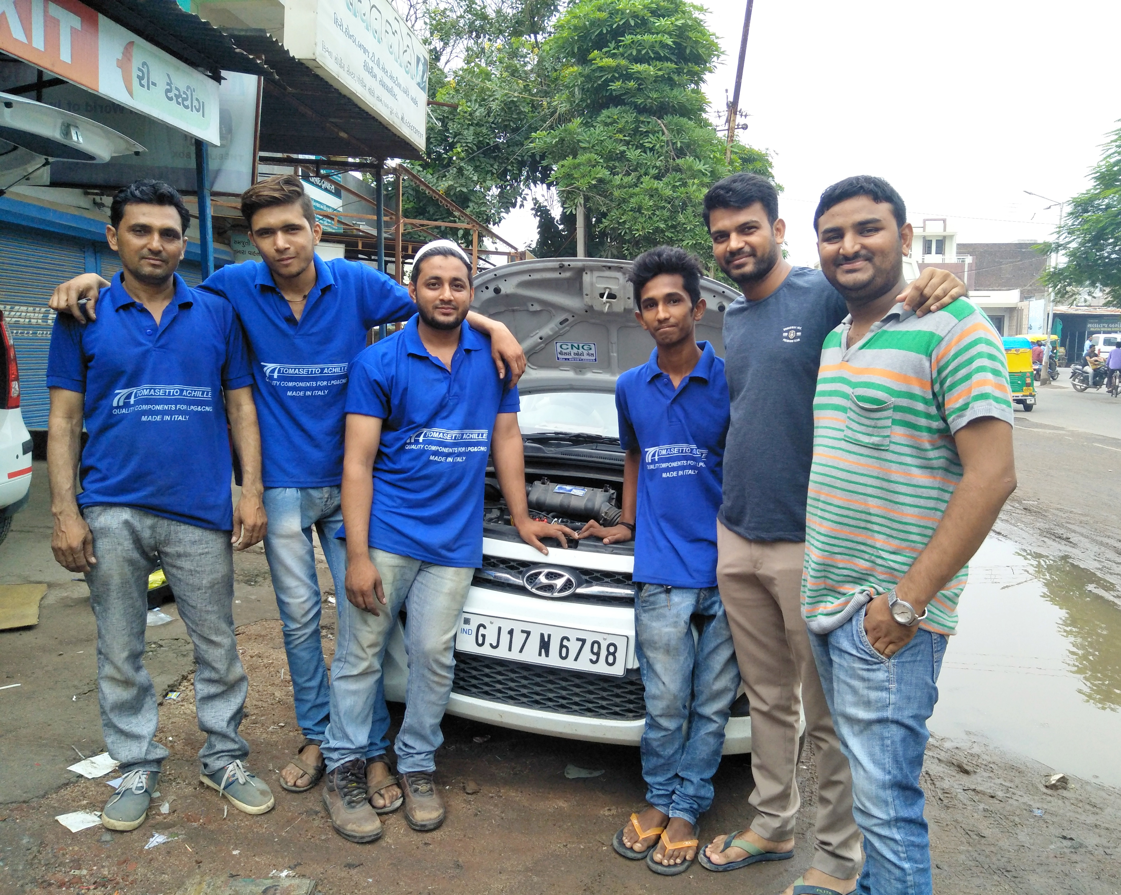 misra auto gas anand