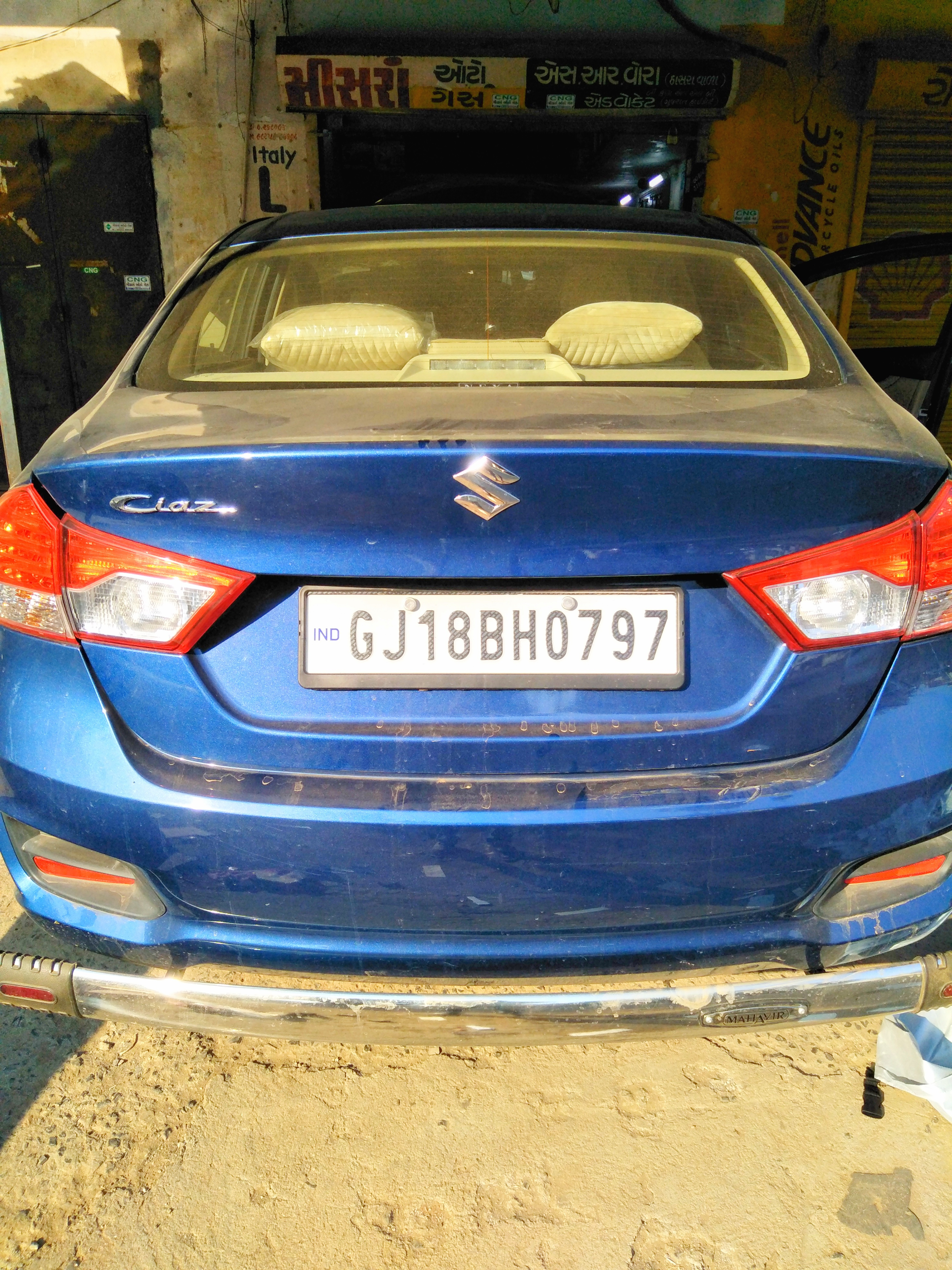 ciaz cng fitting
