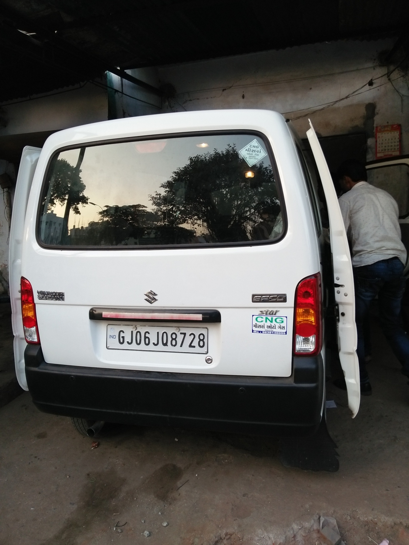 eeco cng kit
